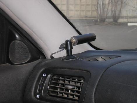 Автомобильное видеонаблюдение своими руками
